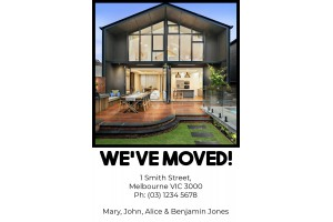 We Have Moved! #3